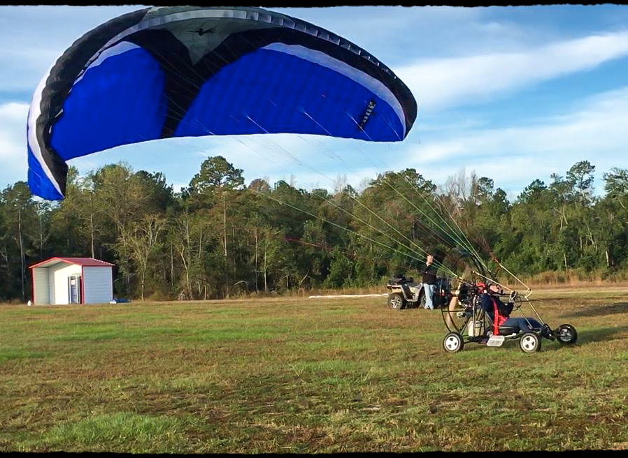 AirX PPG Powered Paragliding Foot Launch Lessons & Services